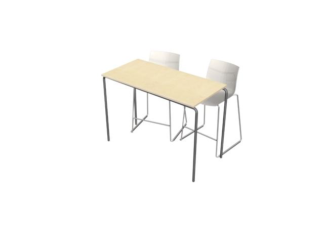 Tischbeine rund_Platte_Holz (9)